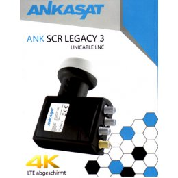 ANKASAT UNICABLE ANK  SCR  LEGACY 3