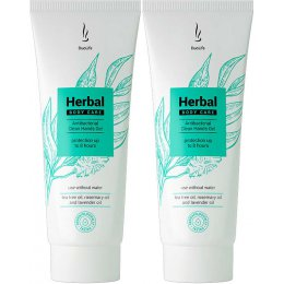 HERBAL BODY CARE DUOLIFE 50ML - ŻEL ANTYBAKTERYJNY - 2 SZTUKI