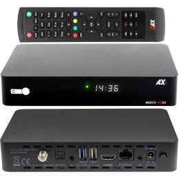 OPTICUM AX 4K BOX HD60 DVB-S2X