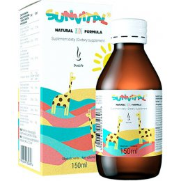 SUNVITAL NATURAL KIDS FORMULA